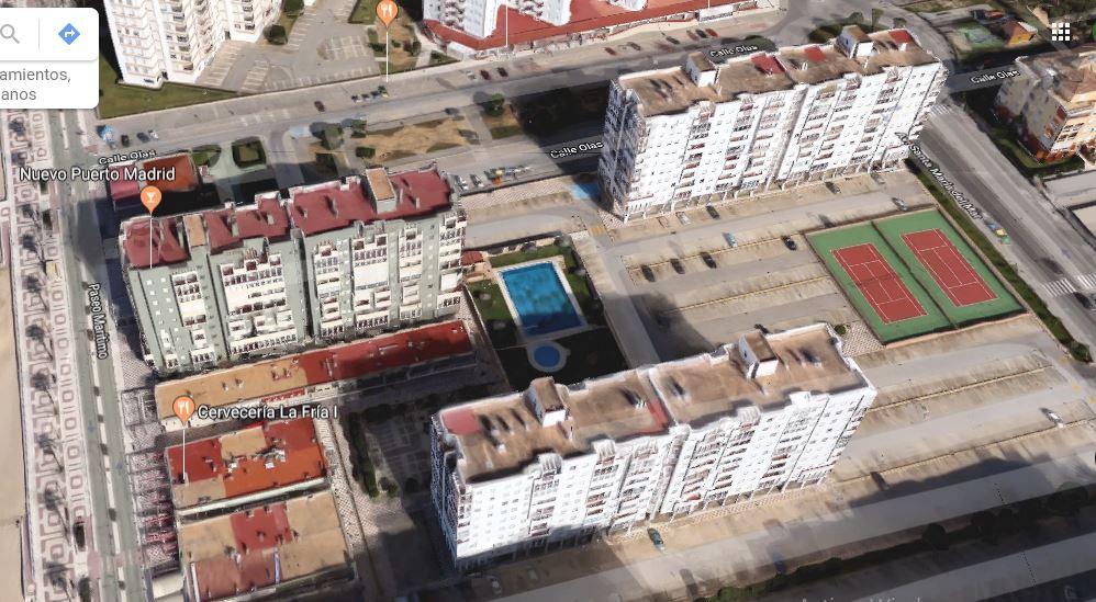 alquiler apartamentos urbanización bahia blanca