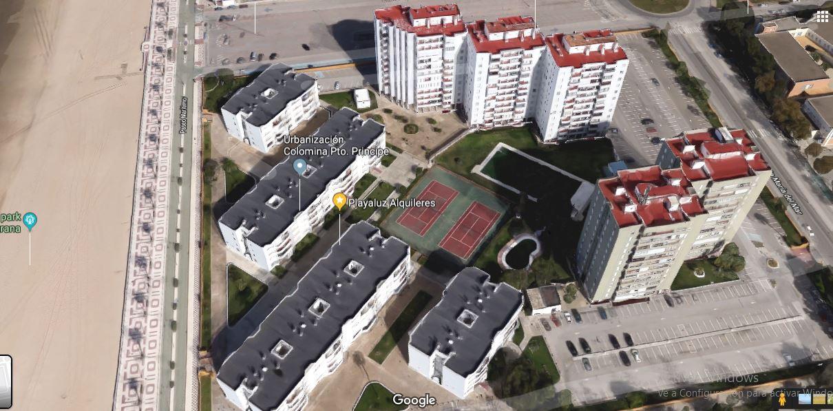 alquiler apartamentos urbanización colomina